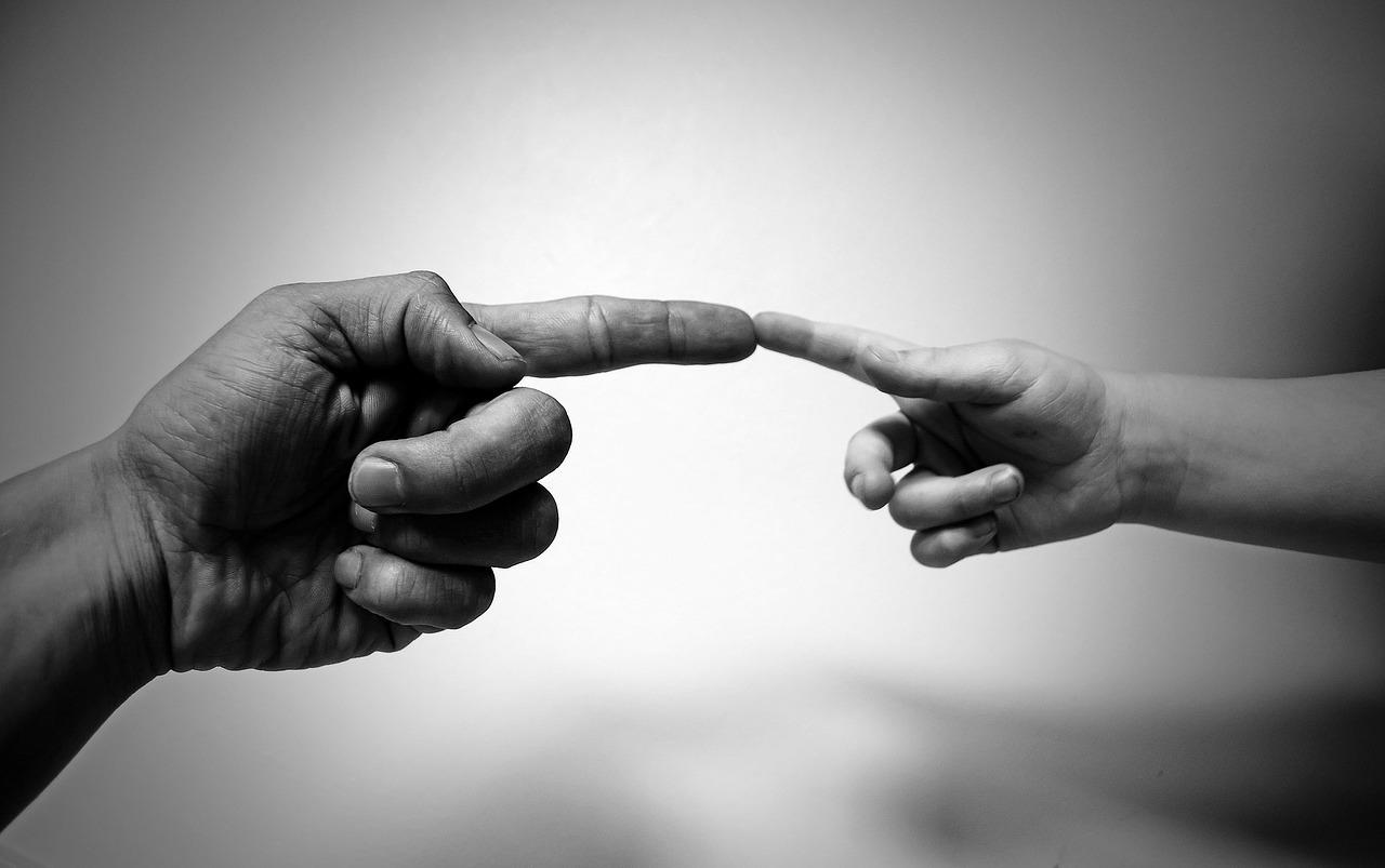 parent-child-hands