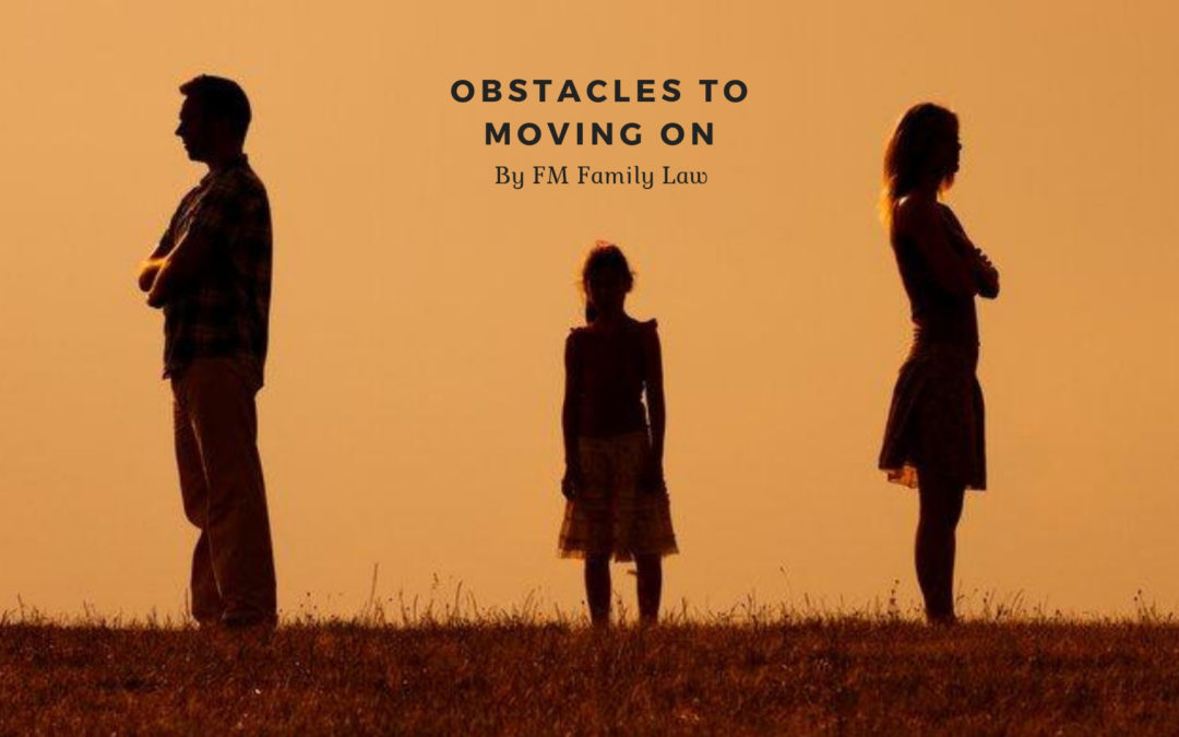 Obstacles to Moving on